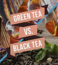 Green Tea Vs Black Tea: Which One Is Healthier? Video