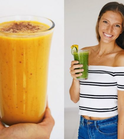 3 Smoothie Recipes For Better Health And Detox Video