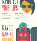 10 Useful Tips For Protecting Your Skin This Summer Infographic