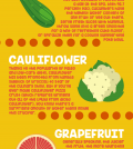 Top 5 Hydrating Foods That Will Save Your Health This Summer Infographic