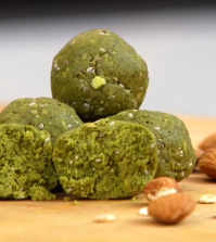 No Bake Matcha Energy Bites – Healthy And Delicious Video