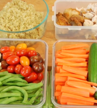 Summertime Meal Prep: Healthy And Tasty Ideas Video