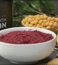 Roasted Beet Hummus – Is It Better Than The Original? Video