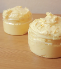 Nourishing And Moisturizing Tropical Mango Body Butter Souffle Recipe Video