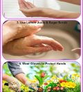 Simple Tips For Taking Better Care Of Your Hands Infographic